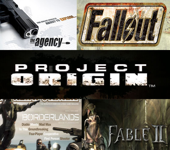 Upcoming PC, Xbox 360 and PS3 Games
