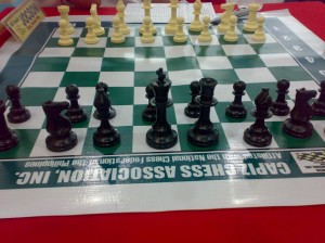 The CCA Chess Mat