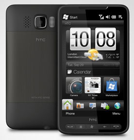 HTC HD2: Windows Mobile Touch Phone