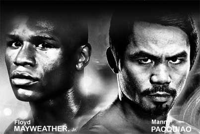 Pacquiao vs. Mayweather Jr.