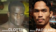 Pacquiao vs. Clottey