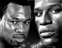 "Mayweather vs. Mosley ""Who R U Picking?"""