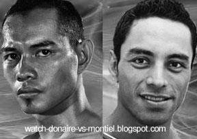 Nonito Donaire vs. Fernando Montiel