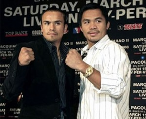 MANNY PACQUIAO VS. JUAN MANUEL MARQUEZ Part 3 Welterweight Fight