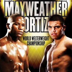 Mayweather vs. Ortiz Fight