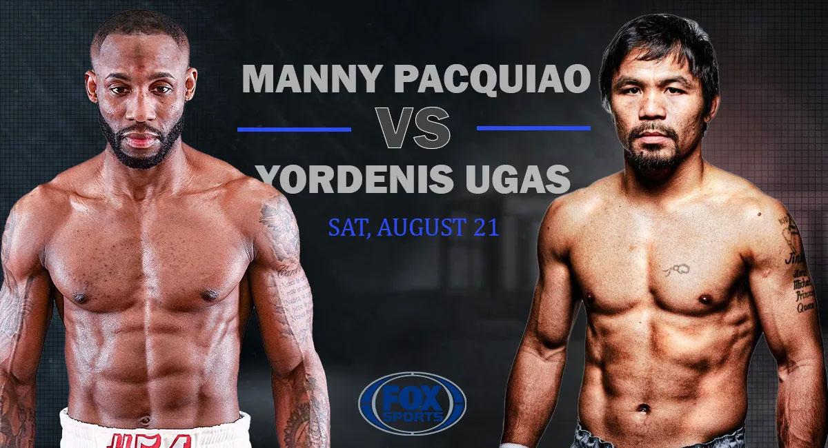 Pacquiao vs. Ugas